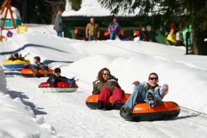 Snowtubinganlage Siegmundsburg