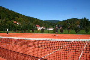 Tennisanlage Truckenthal