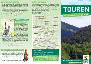 Touren Naturpark Thueringer Wald 2017_1