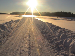 Winter, Sonnenuntergang 015