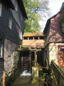 Äußere Mühle Schalkau