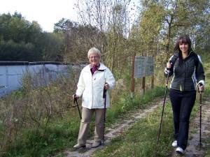 Mauerreste in Görsdorf (von der ehemaligen DDR)